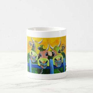 Kuhle Tasse: Die drei Tenöre II Kaffeetasse