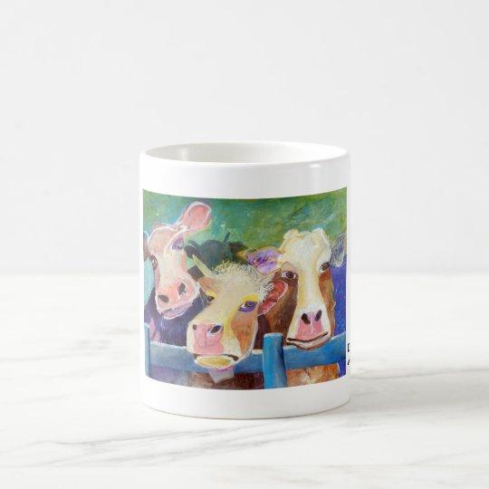 Kuhle Tasse: Die drei Tenöre Kaffeetasse