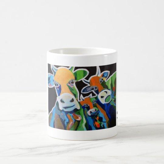 Kuhle Tasse: Kalberei II Kaffeetasse