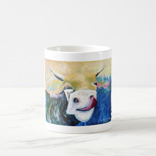 Kuhle Tasse: Lolita von der Weide III Kaffeetasse
