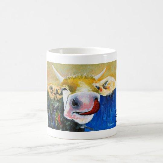 Kuhle Tasse: Lolita von der Weide IV Kaffeetasse