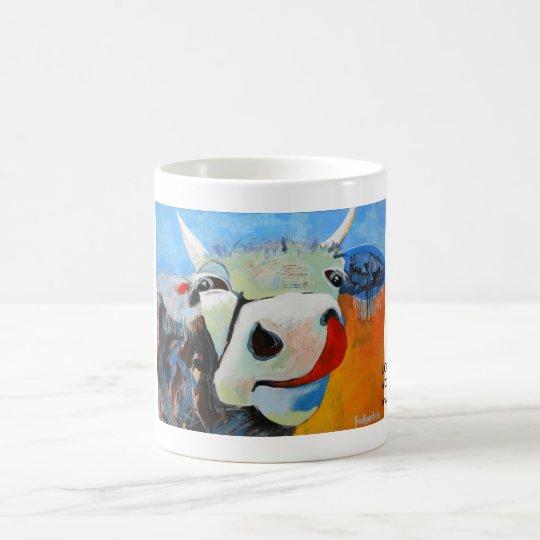 Kuhle Tasse: Lolita von der Weide VI Kaffeetasse