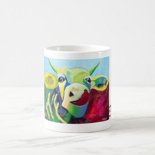 Kuhle Tasse: Lolita von der Weide VII Kaffeetasse