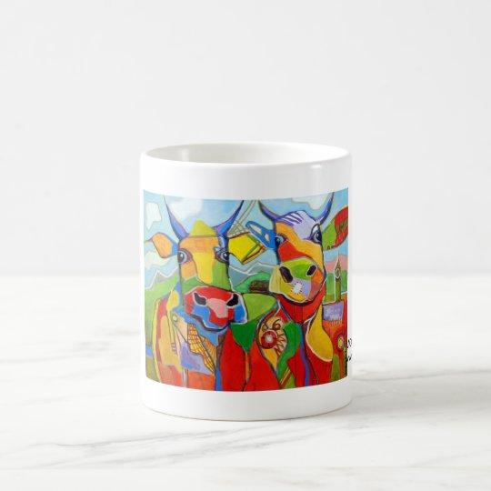 Kuhle Tasse: Modern Talking II Kaffeetasse