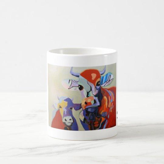 Kuhle Tasse: Red Mum Kaffeetasse