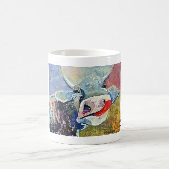Kuhle Tasse: Rosamunde Bircher Kaffeetasse