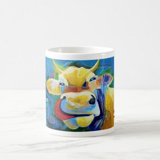 Kuhle Tasse: Stieregrind II Kaffeetasse