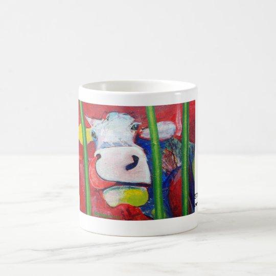 Kuhle Tasse: Stieregrind Kaffeetasse
