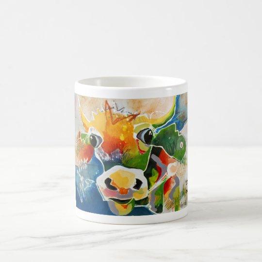 Kuhle Tasse: Vogu-Lisi III Kaffeetasse