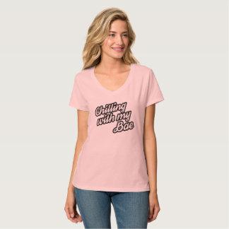 Kühlen mit meinem Bae T-Shirt