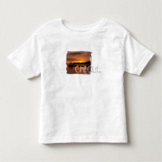 Kühlen Sie heraus… Kleinkinder T-shirt