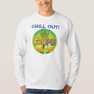 """""""Kühlen Sie heraus"""" - langen Hülsen-T - Shirt"""