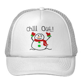Kühlen Sie heraus Schneemann-T-Shirts und Geschenk