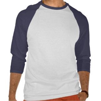 Kühlen Sie heraus Unisexbaseball-T-Stück T Shirt