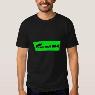 Kühlen Sie Ihr Rechnungs-T - Shirt bk