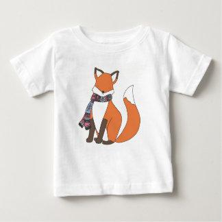 Kühles Winterfox-T-Shirt Baby T-shirt