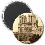 Kühlschrankmagnet - Paris, Notre Dame