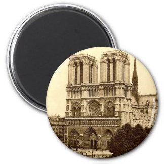 Kühlschrankmagnet - Paris Notre Dame