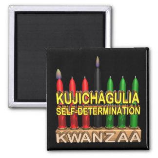 Kujichagulia Quadratischer Magnet