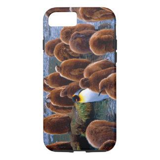 Küken iPhone 7 König-Pinguin iPhone 8/7 Hülle