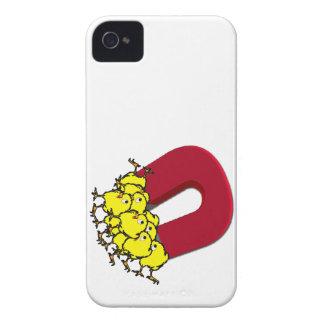 Küken-Magnet iPhone 4 Hüllen