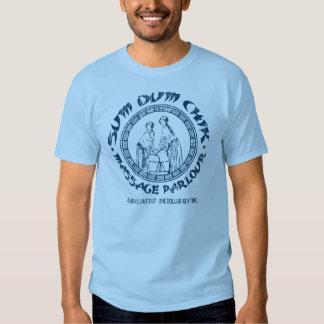 KÜKEN-Massagewohnzimmer DER SUMMEN-DUM T Shirts