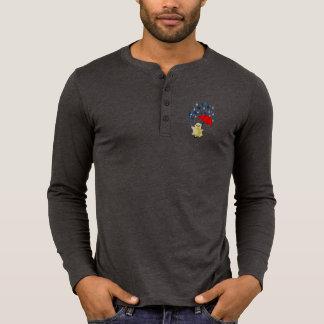 Kükentanzen mit Regentropfen T-Shirt