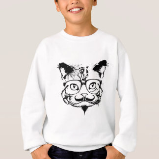 Kultur-Katze Sweatshirt