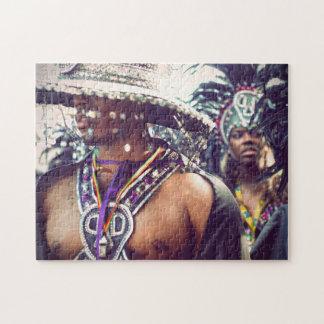 Kulturelle Leute von Jamaika Puzzle