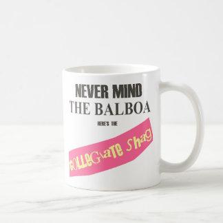 Kümmern Sie nie sich den um Balboa Kaffeetasse