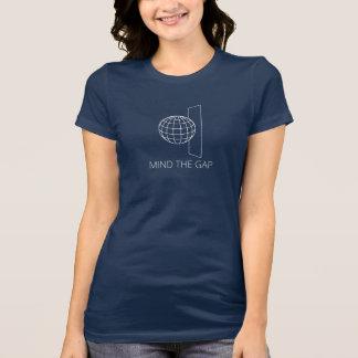 Kümmern Sie sich um Gap (dunkel) T-Shirt