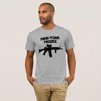 KÜMMERN SIE SICH UM IHRE MÜNDUNG T-Shirt