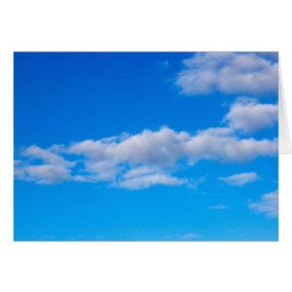 Kumuluswolken über der Western Antarktis Karte