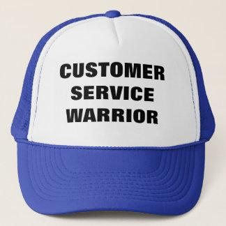 Kundendienst-Kriegershut Truckerkappe