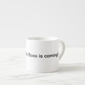 Kundengebundene Espresso-Tasse für Arbeit oder Espressotasse
