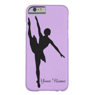 Kundengebundener Ballett Iphone 6/6s Telefonkasten Barely There iPhone 6 Hülle