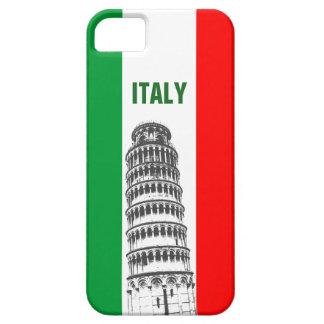 Kundengebundener lehnender Turm von Pisa und von iPhone 5 Hülle