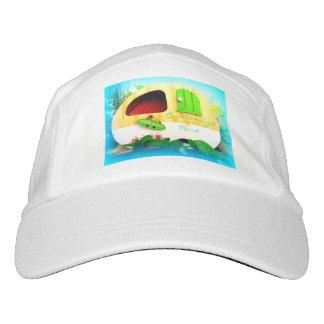 Kundengebundener Retro Vintager Camper Headsweats Kappe