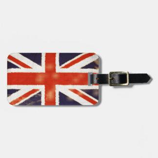 Kundengebundener Vintager Gepäckanhänger