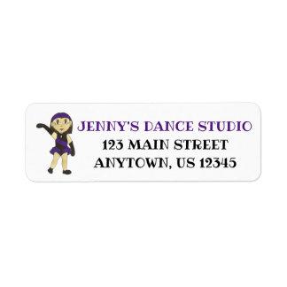Kundengebundenes Tanz-Lehrer-Jazz-Lehrer-Studio