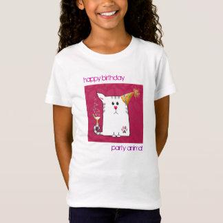 Kundengerecht: Wenig Alfie Party T-Shirt