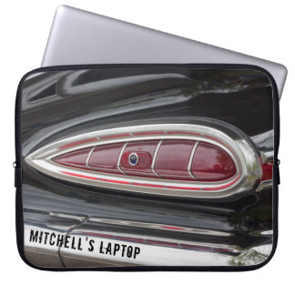 Kundengerechte '59 Impala-Laptop-Hülse Laptop Sleeve