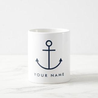 Kundengerechte Anker-Tasse Kaffeetasse