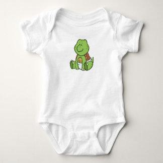 Kundengerechte Baby-Schildkröte Baby Strampler
