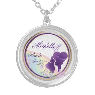 Kundengerechte Braut-Andenken-Halskette