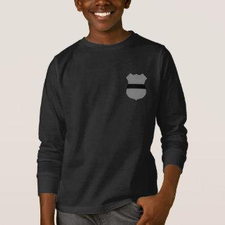 Kundengerechte EOW Abzeichen-Jugend Longsleeve T-Shirt