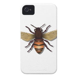 Kundengerechte gelbe Hummel-Biene Case-Mate iPhone 4 Hülle