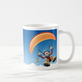 Kundengerechte Gleitschirm-Tasse Tasse
