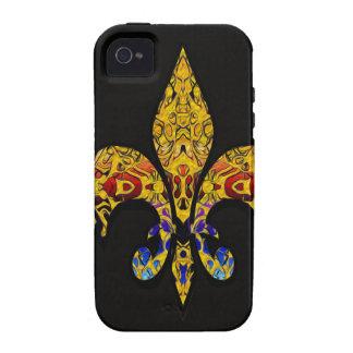 kundengerechte Lilie iPhone 4 Case
