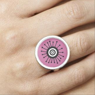 Kundengerechte Mod-Sternexplosion Ring
